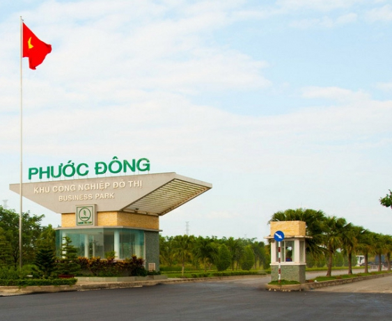 Phuoc Dong Industrial Park